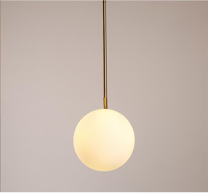 Artemide pendant lamp nordic milk white glass ball pendant light artemide egg pendant lamp lw ae101 4 aloadofball Images