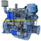 130HP 2100RPM Weichai Deutz marine propulsion diesel boat engine (WP4C130-21)