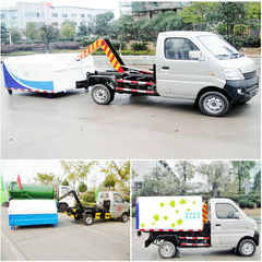 Chang an small hook arm garbagetruck