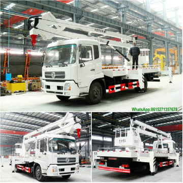 DONGFENG KING RUN 22-25M OVERHEAD WORKING TRUCK