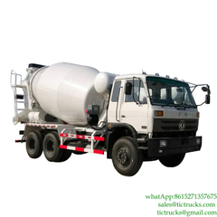 10m3 290HP Cement Transit Mixer 6_4 DongFeng for sale Euro 3,4 ,5