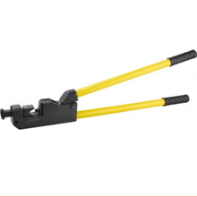 Manual wire crimpers from 10 to 120mm2