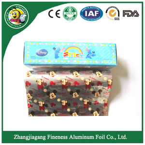 Hot Sell Latest Aluminum Foil for Hair Salons