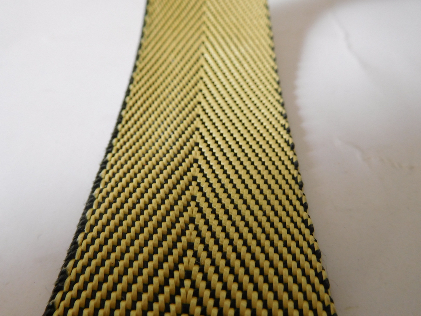 35mm fire retardant aramid fiber webbing for special garment accessories