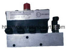 Fuel measurement valve 610800190031 for Weichai WP10 CNG engine