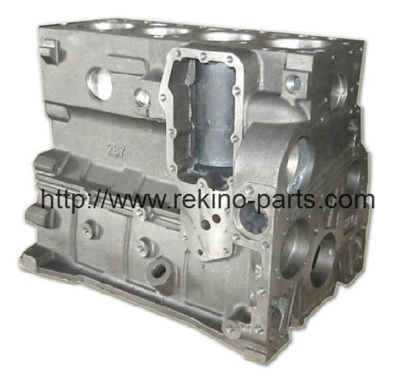 Cummins 4BT Cylinder engine block 3903920