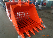Doosan DX480 2.85cum skeleton bucket
