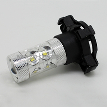 Best selling 7G 12-24V DC 9006 50Watts 650lm EPISTAR _Chip LED fog light