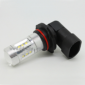Best selling 7G 12-24V DC H10 22Watts 620lm SMD+Cree Chip LED fog light