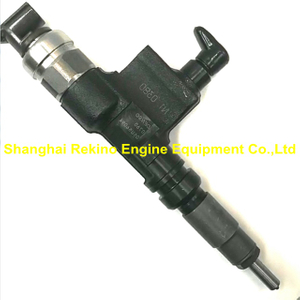 095000-0760 1153004151 Denso ISUZU 6SD1 fuel injector
