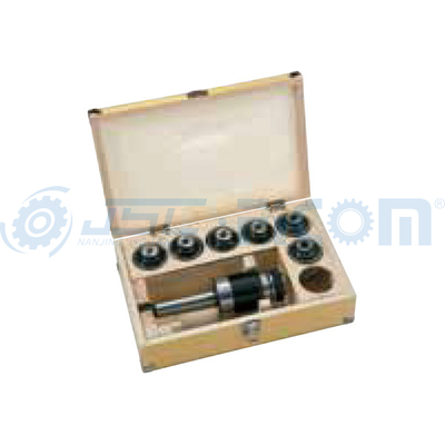 Double roller tapping chuck set 01