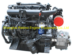 Siyang 4L88CB 88HP 3200RPM marine diesel boat engine set for enclosed Yacht lifeboat