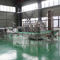 Automatic Washing Filling Capping Machine (3-in-1) CGF8-8-3