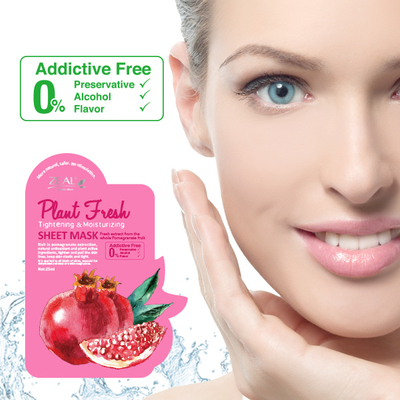 ZEAL Nature Plant Tightening & Moisturizing Facial Mask