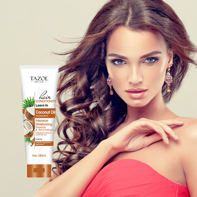Tazol Leav in Coconut OIl Hair Conditioner
