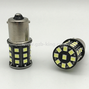 12V 15W 2835 33SMD 600LM 1156(P21W) LED back up light reverse light bulb