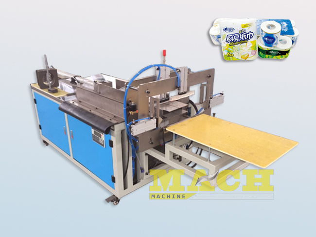 semi-automatic-toilet-paper-rolls-packing-machine