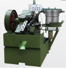 High Speed Thread Rolling Machine from Crystal