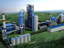 Supply Complete Unit of Cement Production Line From Crystal