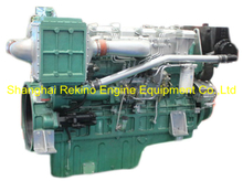 410HP 1500RPM Yuchai marine propulsion diesel boat main engine (YC6T410C)