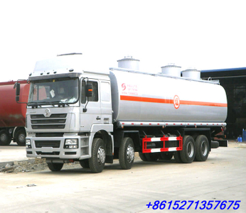 SHACMAN 8x4 F3000  oil  Fuel Tanker truck