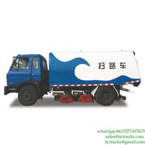 8m3 Street Sweeper for sale