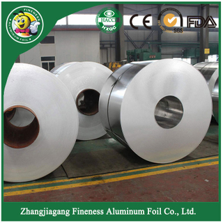 Promotional for Food Soft Coated Aluminium Foil Jumbo Roll