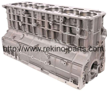 Yuchai YC6L engine cylinder block assembly L4700-1002170A-P