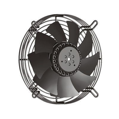 external rotor motor exhaust fan
