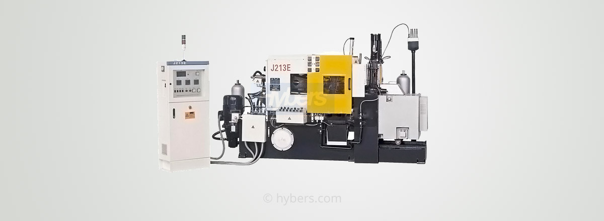 38tons/380kN Hot Chamber Die Casting Machine