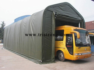Shelter, Large Portable Bus Carport, Bus Tent, Bus Shed, Bus Parking (TSU-1850)