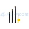 3-pcs. boring bar set