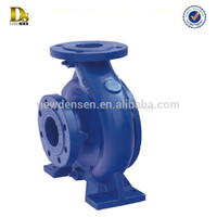 OEM Ductile Iron Sand Casting Pump Casing Pump Shell