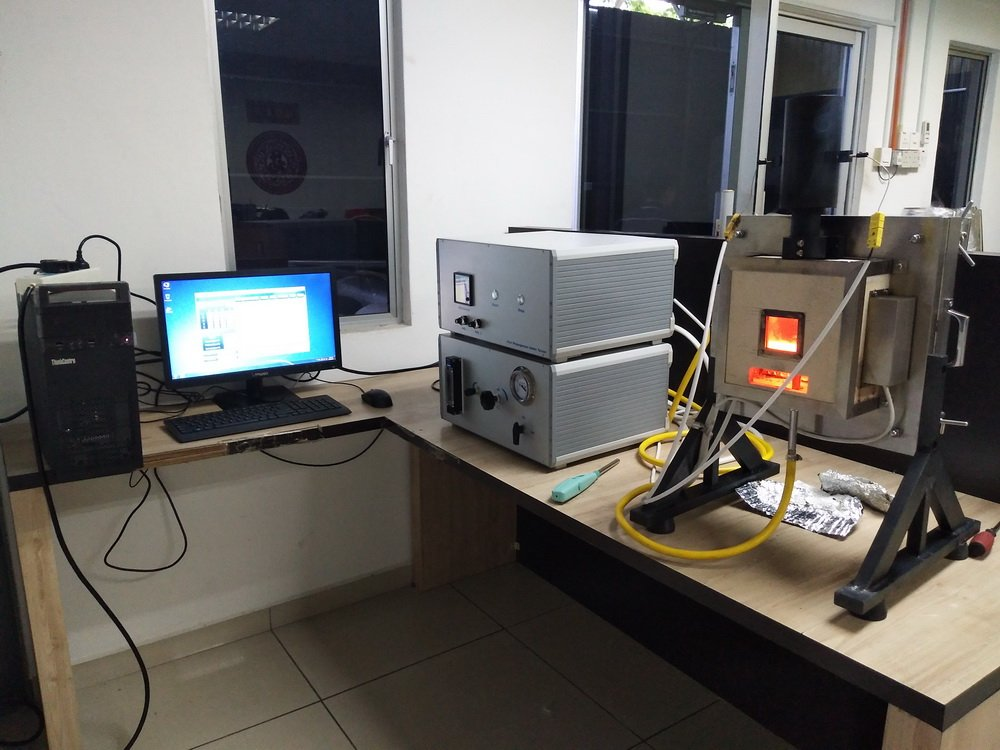 Building Test Instruments : Bs building material fire propagation index tester