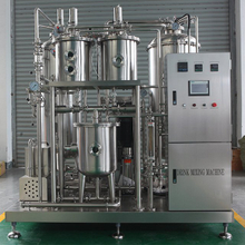 High Speed Beverage、Carbonated Drink Mixing Machine