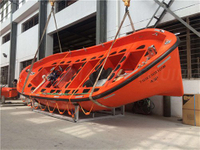 GRP Open Type Lifeboat