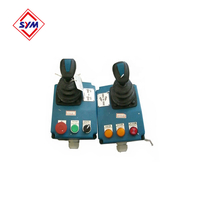 5 speed /3 speed joysticks for tower crane