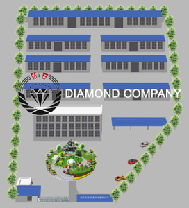 "<div style=""text-align: center;"">Diamond Group New plant under</div>"