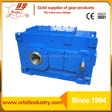 H Parallel-shaft Helical Industrial Gearbox