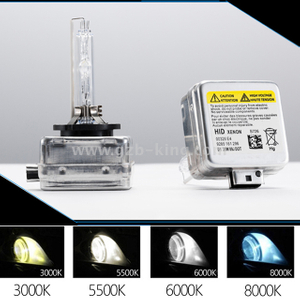 Super bright 35W 6000K D1S D2S D2R D3S D4S OEM replacement HID xenon bulb