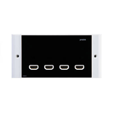4 In 4 Out HDMI Input Wallplate(FWP21)
