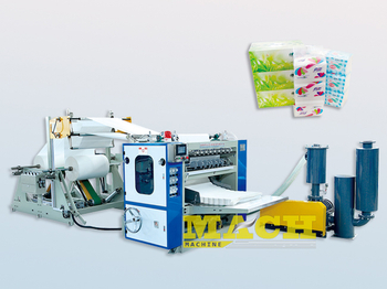 High-Speed-Automatic-Facial-Tissue-Making-Machine