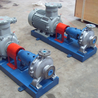 high precise machining titanium centrifugal pump