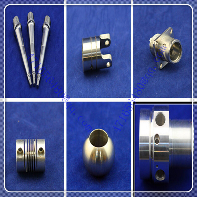 hot sale CNC machining Ti parts