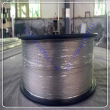 ASTM B863 Grade 1 Titanium Wire in Spool
