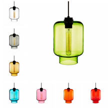 Axia collection Guzhen Pendant Lamp Modern Glass Pendant Lamps Edison Bulb Factory Price (5105101)