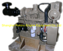 150HP 1800RPM Cummins marine propulsion boat diesel engine (6BTA5.9-M150)