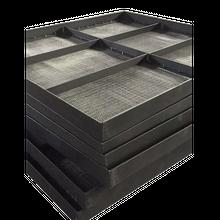 Filtering Steel Grille Steel Grating