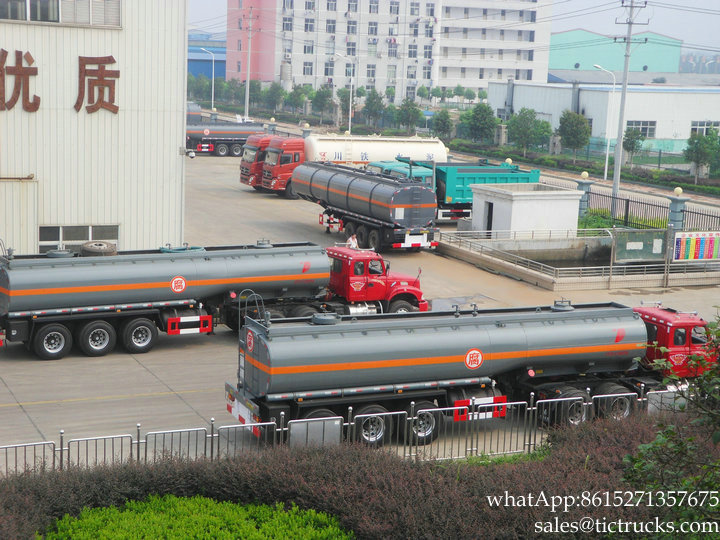 Phosphoric acid tanks truck trailer plastic lining factory sa
