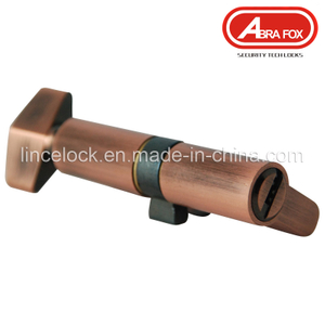 Euro Profile Cylinder/Brass Cylinder/Security Door Lock Cylinder (705)